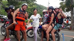 Canyoning-Cebu-Private Canyoning Excursion at Kawasan Falls-6