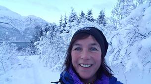 Raquette à Neige-Tromsø-Snowshoeing trip in Tromsø, Norway-5