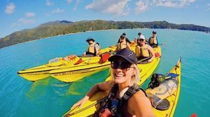 Sea Kayaking-Marahau-Multi Day Camp & Kayak Trip in Abel Tasman National Park-1