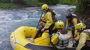 Rafting-Saint-Lary-Soulan-Descente en Rafting sur la Neste dans les Pyrénées-4