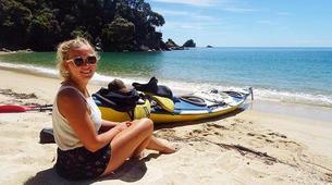 Sea Kayaking-Marahau-Kayak & Hike Tour of Abel Tasman National Park-5