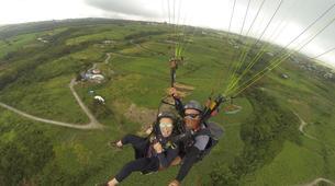 Paragliding-Saint-Leu-Tandem paragliding from Saint-Leu, Reunion Island-5