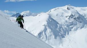 Backcountry Skiing-Aoraki / Mount Cook-Backcountry Skiing Course in Mt. Cook National Park-5