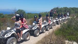 Quad biking-Mallorca-Quad biking offroad excursion from Arenal, Mallorca-6