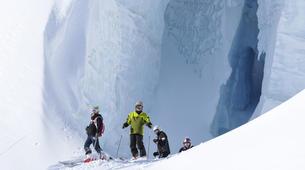 Heliski-Queenstown-Snow Plane & 2 run Ski Excursion of Tasman Glacier, from Queenstown-2