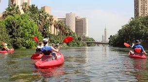 Kayaking-Cairo-Kayaking on the Nile River in Cairo-2