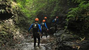Canyoning-Gitgit-Canyoning Excursion at Tukad Lampah Gorge in Bali-3