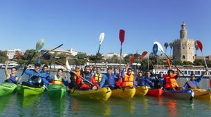Kayak-Seville-Kayaking on the Guadalquivir River in Seville-4