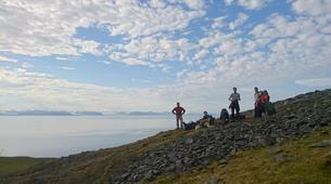 Hiking / Trekking-Svalbard-Two-day Hiking Trip along the Isfjord in Svalbard, Norway-5