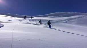 Ski Hors-piste-Serre Chevalier-Session Privée Ski Hors Piste à Serre Chevalier-1