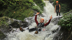 Canyoning-Gitgit-Canyoning Excursion at Tukad Sudamala Gorge in Bali-5
