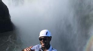Descente en Rappel-Victoria Falls-Abseiling Victoria Falls-1