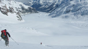 Backcountry Skiing-Aoraki / Mount Cook-Backcountry Skiing Course in Mt. Cook National Park-4