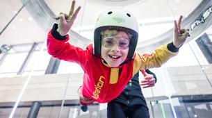 Indoor skydiving-Munich-Indoor Skydiving in Munich-2