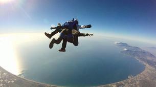 Skydiving-Amalfi Coast-Tandem Skydive from 4500m over the Amalfi Coast near Naples-4