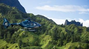 Helicopter tours-Tahiti-Scenic Helicopter Tour of Tahiti-3