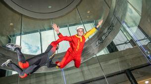 Indoor skydiving-Munich-Indoor Skydiving in Munich-4