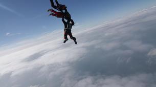Skydiving-Schladming-Dachstein-Tandem Skydiving in Niederöblarn, Austria-4