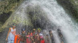 Canyoning-Cebu-Private Canyoning Excursion at Kawasan Falls-5