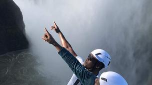 Descente en Rappel-Victoria Falls-Abseiling Victoria Falls-6