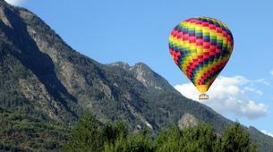 Montgolfière-Vallée d'Aoste-Hot Air Balloon Ride in the Aosta Valley-1