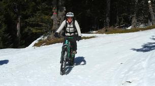 Fat Biking-Chamrousse-Electric Fat Biking Excursion in Chamrousse-6