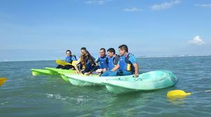Kayak de mer-Normandie-Randonnée Kayak de mer le long des Falaises de Normandie-4