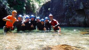 Canyoning-Arouca-Canyoning Frades River near Arouca-2