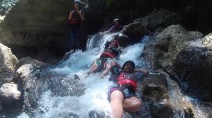 Canyoning-Cebu-Private Canyoning Excursion at Kawasan Falls-11
