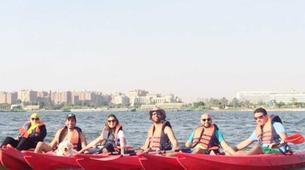 Kayaking-Cairo-Kayaking on the Nile River in Cairo-4