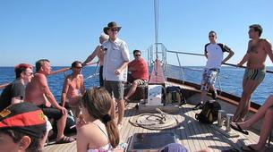 Sailing-Malta-Private Boat Charters around Maltese Islands-2