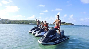Jet Skiing-St Barts-Jet ski excursion in Saint Barthelemy-2