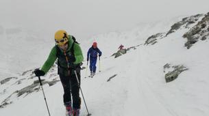 Snowshoeing-Andorra-Snowshoeing near Canillo, Andorra-3