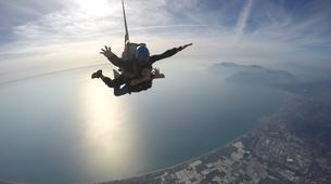 Skydiving-Amalfi Coast-Tandem Skydive from 4500m over the Amalfi Coast near Naples-6