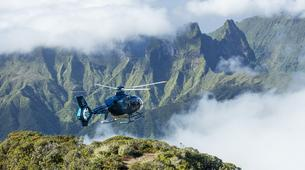 Helicopter tours-Tahiti-Scenic Helicopter Tour of Tahiti-1