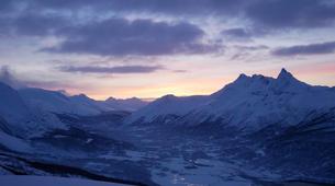 Raquette à Neige-Tromsø-Snowshoeing trip in Tromsø, Norway-2