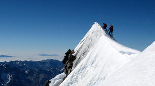Mountaineering-Aoraki / Mount Cook-Summit Hike of Mt. Cook in Aoraki National Park-6