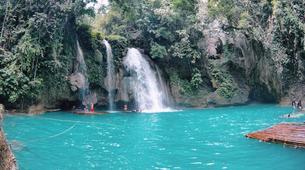 Canyoning-Cebu-Kawasan Falls & Whale Watching Private Tour Package-7