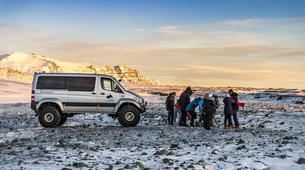 Caving-Jökulsárlón Glacier Lagoon-Ice Cave tour in Vatnajökull Glacier-6