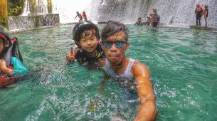 Canyoning-Cebu-Private Canyoning Excursion at Kawasan Falls-7