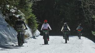 Fat Biking-Chamrousse-Electric Fat Biking Excursion in Chamrousse-4