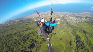 Parapente-Baie de Saint-Leu-Vol en Parapente au départ de Saint-Leu, La Réunion-1