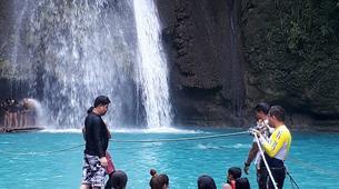 Canyoning-Cebu-Private Canyoning Excursion at Kawasan Falls-2