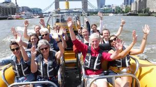 Jet Boating-London-Jet Boating the Thames Barrier-5
