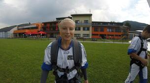 Skydiving-Schladming-Dachstein-Tandem Skydiving in Niederöblarn, Austria-6