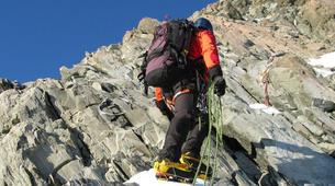 Mountaineering-Aoraki / Mount Cook-Summit Hike of Mt. Cook in Aoraki National Park-3