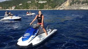 Jet Skiing-St Barts-Jet ski excursion in Saint Barthelemy-3