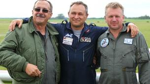 Air Experiences-Banská Bystrica-Jet fighter flight (L-29) in Slovakia-4