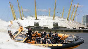 Jet Boating-London-Jet Boating the Thames Barrier-4