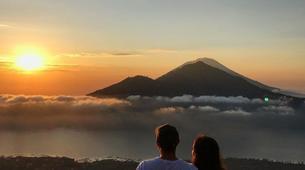 Hiking / Trekking-Gianyar-Mt. Batur Hike & Hot Springs Excursion-1